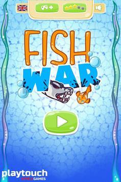Fish War : The Big Hunt apk screenshot