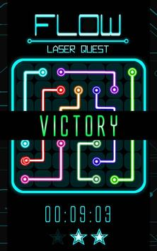 Flow Laser Quest apk screenshot