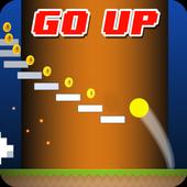 GO UP / climb or jump (super hard game) icon