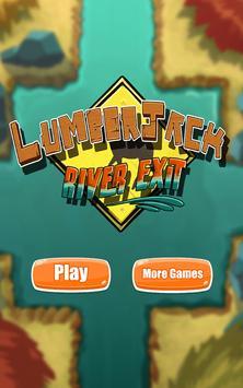 Lumberjack River Exit apk screenshot