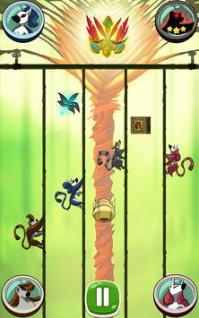 Monkey's ropes party apk screenshot