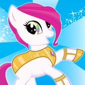 Pony Dress Up 2 icon
