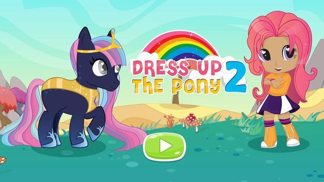 Pony Dress Up 2 screenshot 1