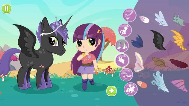 Pony Dress Up 2 screenshot 2