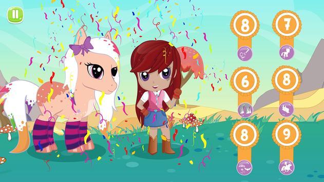 Pony Dress Up 2 screenshot 3