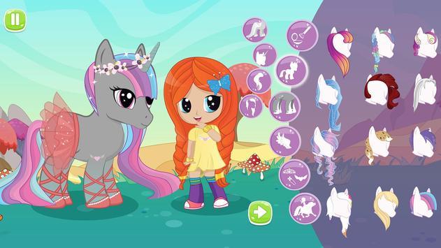 Pony Dress Up 2 screenshot 4