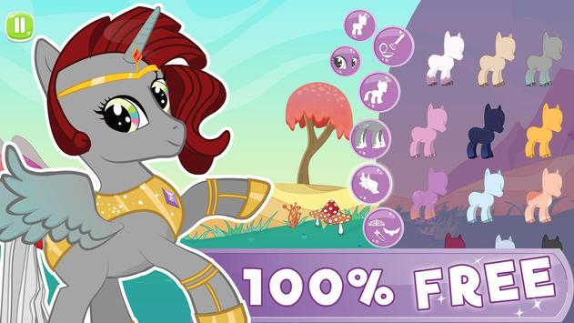 Pony Dress Up 2 screenshot 5
