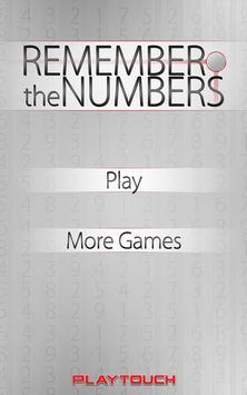 Remember the Numbers screenshot 9
