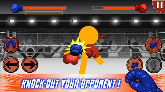 Stickman Boxing KO Champion poster