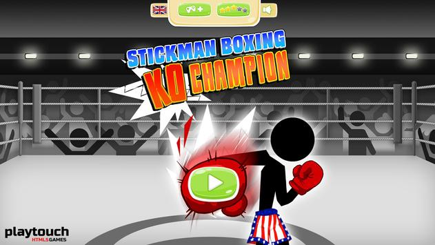 Stickman Boxing KO Champion screenshot 8