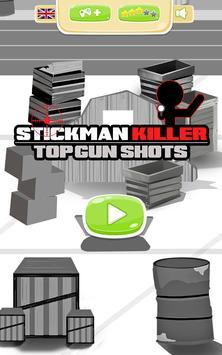 Stickman Killer : Top Gun Shot apk screenshot