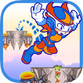 Super Kid : Perfect Jump icon
