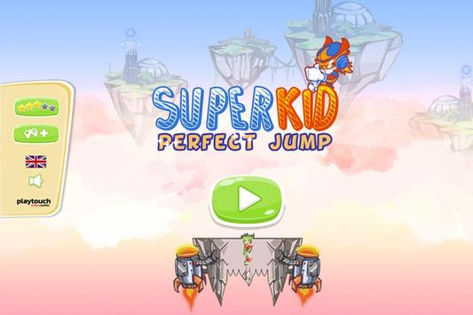 Super Kid : Perfect Jump apk screenshot