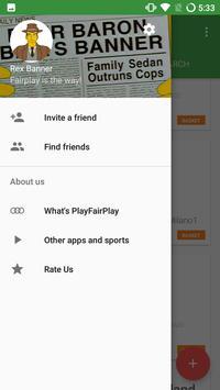 My LiveScore - Social Basket apk screenshot