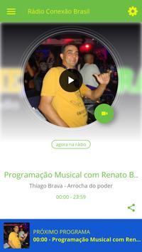 Rádio Conexão Brasil poster