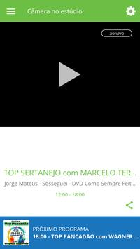 Caxias FM 88.1 Web screenshot 1