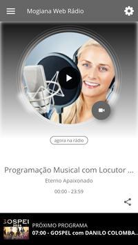 Mogiana Web Rádio poster