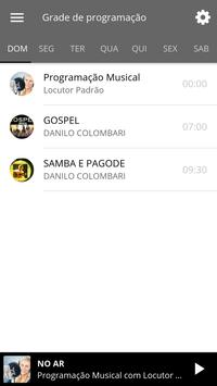 Mogiana Web Rádio screenshot 2