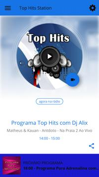 Top Hits Station poster