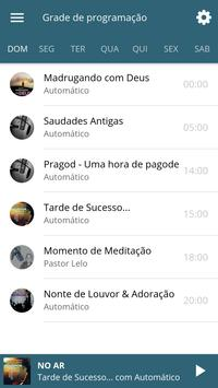 Rádio Web Adonai Nova Lima screenshot 2