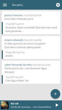 Rádio Web Adonai Nova Lima screenshot 4