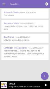 Rádio Upgrade screenshot 4