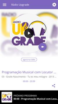 Rádio Upgrade poster
