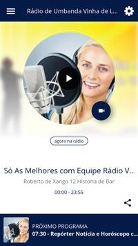 Rádio de Umbanda Vinha de Luz poster