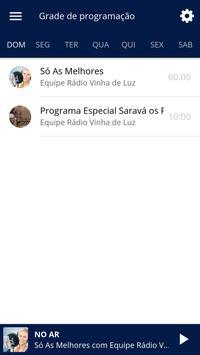Rádio de Umbanda Vinha de Luz screenshot 2