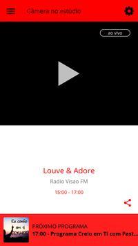 Visão FM screenshot 1