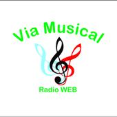 Via Musical Rádio Web icon