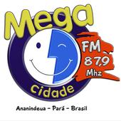 Rádio Mega Cidade FM 87,9 icon