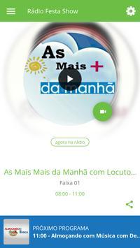 Rádio Festa Show poster
