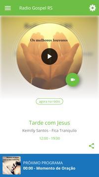 Radio Gospel RS poster