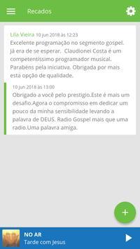 Radio Gospel RS screenshot 4