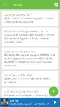 Rádio Nova Itamarati MS screenshot 4