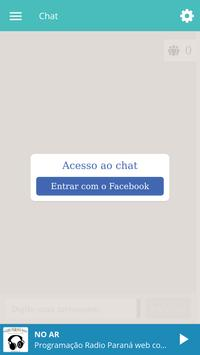 Rádio Paraná Web screenshot 3