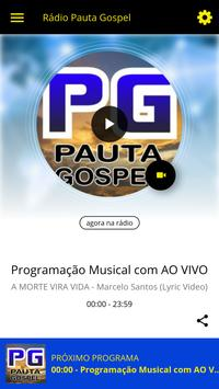 Rádio Pauta Gospel poster