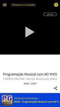 Rádio Pauta Gospel screenshot 1