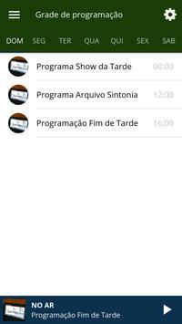Rádio Web Sintonia screenshot 2