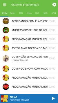 Web Rádio Vital screenshot 2
