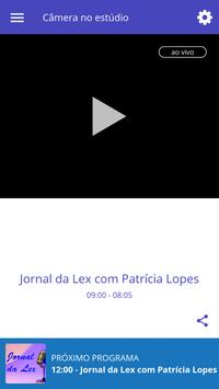 Web Rádio Lex screenshot 1