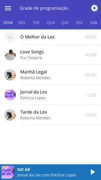 Web Rádio Lex screenshot 2