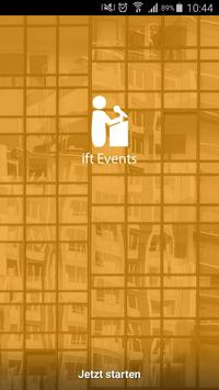ift Events poster