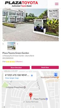 Plaza Toyota screenshot 1