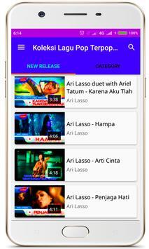 Top Pop Song Collection screenshot 3