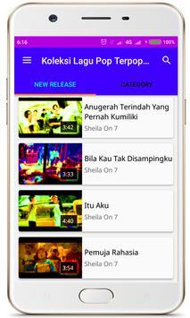 Top Pop Song Collection screenshot 6