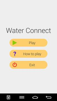 Water Connect Logic Game poster