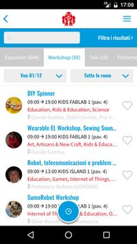 Maker Faire Rome screenshot 4