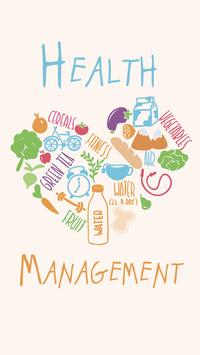 Health Management poster